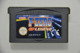 GBA F-Zero GP Legend