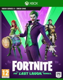 Xbox Fortnite The Last Laugh (Code In A Box) (Xbox One/Xbox Series X) [Nieuw]