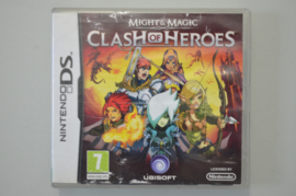 DS Might & Magic Clash of Heroes