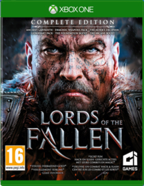Xbox One Lords Of The Fallen Complete Edition [Nieuw]