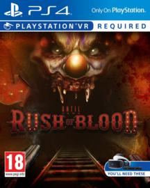 Ps4 Until Dawn Rush of Blood (PSVR) [Nieuw]