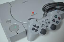 Playstation 1 Console + Dualshock Controller [Geschikt voor Import]