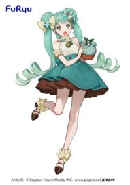 Project Diva Figure Hatsune Miku Choco Mint SweetSweets Series  - Furyu [Pre-Order]