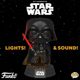 Star Wars Funko Pop - Darth Vader Electronic #343 [Nieuw]