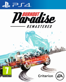 Ps4 Burnout Paradise Remastered [Nieuw]