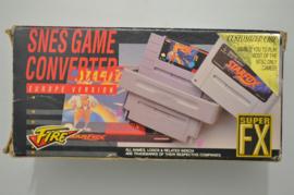 SNES Fire FX Convertor [Compleet]
