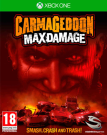 Xbox Carmageddon Max Damage (Xbox One)  [Nieuw]