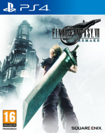 Ps4 Final Fantasy VII Remake [Nieuw]