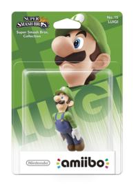 Amiibo Luigi - Super Smash Bros [Nieuw]