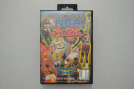 Mega Drive NBA All-Star Challenge [Compleet]