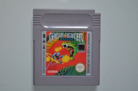 Gameboy Burai Fighter Deluxe
