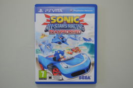 Vita Sonic & All Stars Racing Transformed