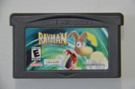 GBA Rayman Advance