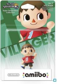 Amiibo Villager - Super Smash Bros [Nieuw]