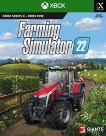 Xbox Farming Simulator 22 (Xbox Series X/Xbox One) [Pre-Order]