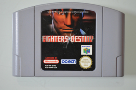 N64 Fighters Destiny