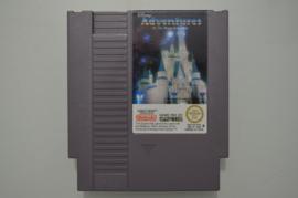 NES Disney Adventures in the Magic Kingdom