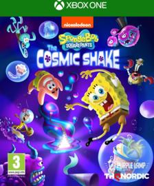 Xbox Spongebob Squarepants The Cosmic Shake (Xbox One) [Pre-Order]