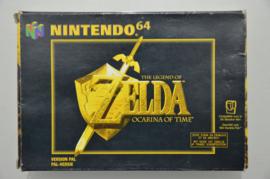 N64 The Legend of Zelda Ocarina of Time [Compleet]