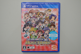 Vita The Idolmaster Must Songs Red Board (Presented by Taiko No Tatsujin) [Japanse Import] [Nieuw] (#)