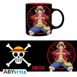 One Piece Mok Luffy New World - ABYStyle