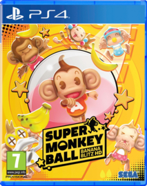 Ps4 Super Monkey Ball Banana Blitz HD [Pre-Order]