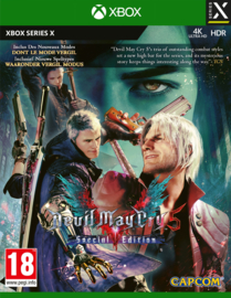Xbox Devil May Cry 5 Special Edition (Xbox Series X) [Nieuw]