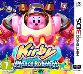 3DS Kirby Planet Robobot [Nieuw]