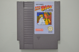 NES A Boy and his Blob Trouble on Blobolonia