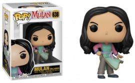 Disney Mulan Live Action Funko Pop - Villager Mulan #638 [Nieuw]