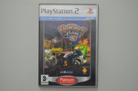 Ps2 Ratchet & Clank 3 (Platinum)