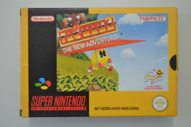 SNES Pac-Man 2 The New Adventures [Compleet]