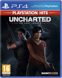 Ps4 Uncharted Lost Legacy (Playstation Hits) [Nieuw]