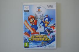 Wii Mario & Sonic op de Olympische Winterspelen Vancouver 2010