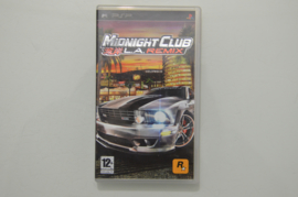 PSP Midnight Club L.A. Remix