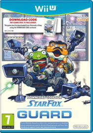 Wii U Star Fox Guard (Code in a Box) [Nieuw]