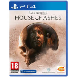 Ps4 The Dark Pictures Anthology House of Ashes [Pre-Order]