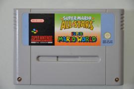 SNES Super Mario All Stars + Super Mario World