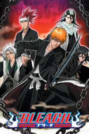 Bleach Poster Chained (61x91cm) - ABYStyle [Nieuw]