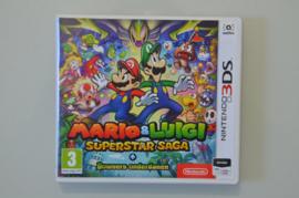 3DS Mario & Luigi Superstar Saga + Bowser's Onderdanen