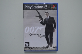 Ps2 007 Quantum of Solace