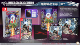 Switch Bloodstained Curse of the Moon 2 Classic Edition [Pre-Order] (#)