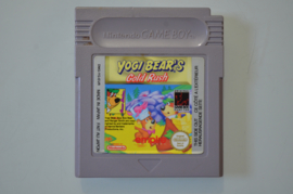 Gameboy Yogi Bear's Gold Rush