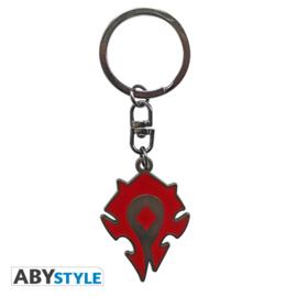 World of Warcraft Sleutelhanger Horde - ABYStyle [Nieuw]