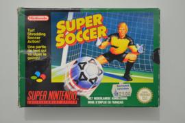 SNES Super Soccer [Compleet]