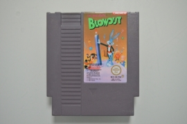 NES The Bugs Bunny Blowout