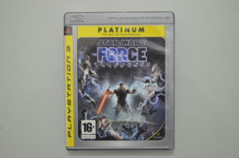 Ps3 Star Wars The Force Unleashed (Platinum)