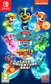 Switch Paw Patrol Mighty Pups Save Adventure Bay [Pre-Order]