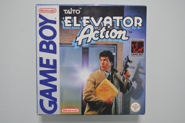 Gameboy Elevator Action [Compleet]