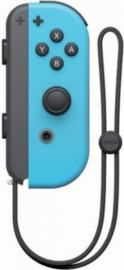 Nintendo Switch Joy-Con Controller Right (Neon Blue) (Los) [Nieuw]